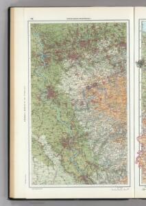 84.  North Rhine-Westphalia.  The World Atlas.