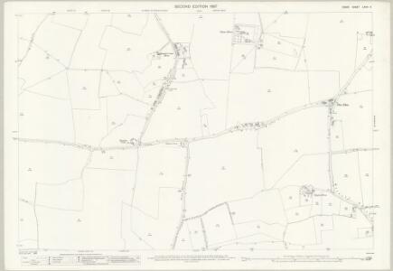 Essex (1st Ed/Rev 1862-96) LXXIV.6 (includes: Barking; Dagenham; Ilford) - 25 Inch Map