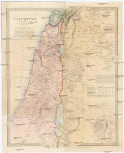 Palestine with the Hauran
