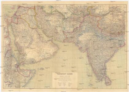 Südwest-Asien