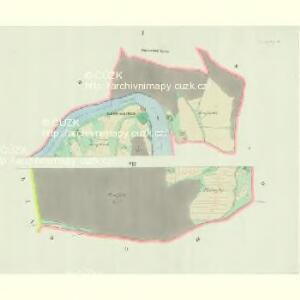 Schemeslitz - c8896-1-001 - Kaiserpflichtexemplar der Landkarten des stabilen Katasters