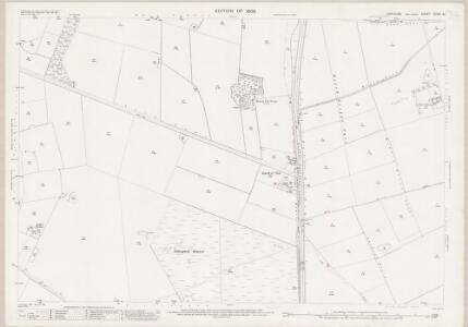 Yorkshire CCVIII.16 (includes: Holme Upon Spalding Moor; South Cliffe) - 25 Inch Map