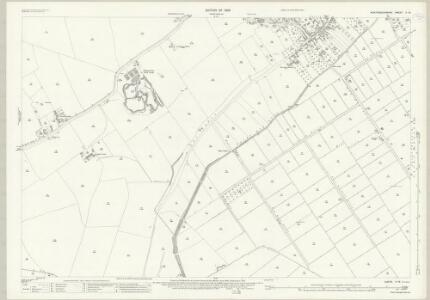 Huntingdonshire V.15 (includes: Stilton; Yaxley) - 25 Inch Map