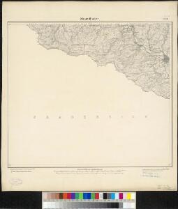 Meßtischblatt 3682 : Masmünster, 1886