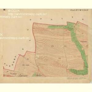 Nikolsburg - m1785-1-005 - Kaiserpflichtexemplar der Landkarten des stabilen Katasters