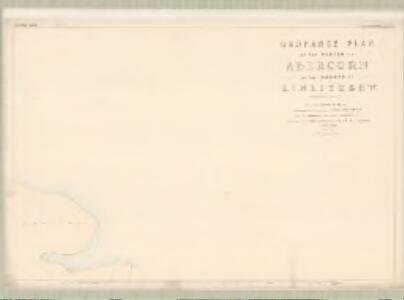 Linlithgow, Sheet II.12 (Abercorn) - OS 25 Inch map