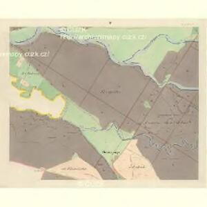 Lautsch (Mlats) - m1827-1-004 - Kaiserpflichtexemplar der Landkarten des stabilen Katasters