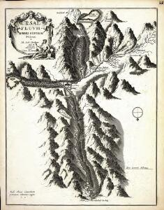 Ursae fluvii primi fontes delineati