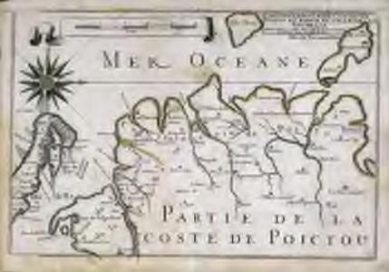 Capitaineries garde costes de Poitou et partie de celle de La Rochelle