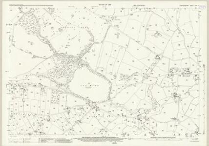 Staffordshire XXIX.10 (includes: Eccleshall) - 25 Inch Map