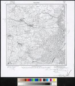 Meßtischblatt 299 : Ostenfeld, 1888