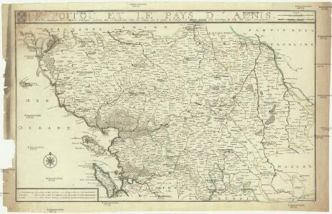 Le Poitou et le pays d'Aunis