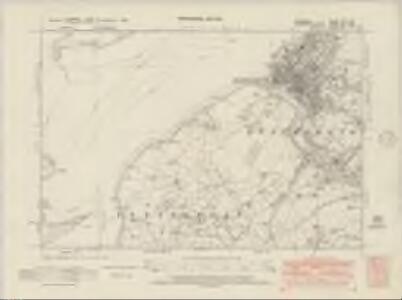 Anglesey XXV.NE - OS Six-Inch Map