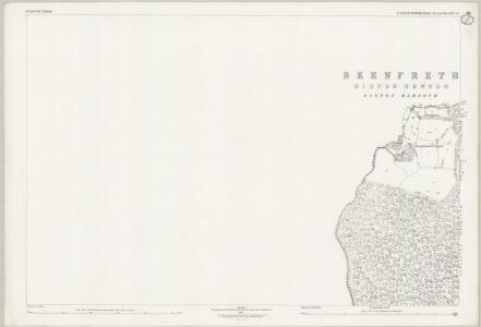 Gloucestershire XXX.14 (includes: Dixton; Mitchell Troy United; Monmouth; Staunton; Trelech United) - 25 Inch Map