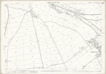 Yorkshire CCLXXVI.3 (includes: Adwick Le Street; Brodsworth; Hampole) - 25 Inch Map