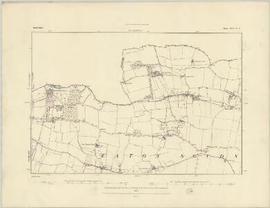 Bedfordshire VIII.SE - OS Six-Inch Map