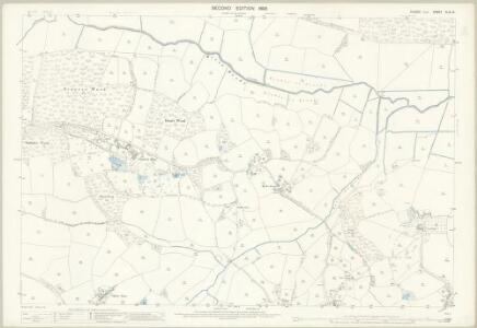 Sussex XLIV.14 (includes: Brede; Westfield) - 25 Inch Map