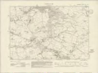 Glamorgan XIV.SE - OS Six-Inch Map