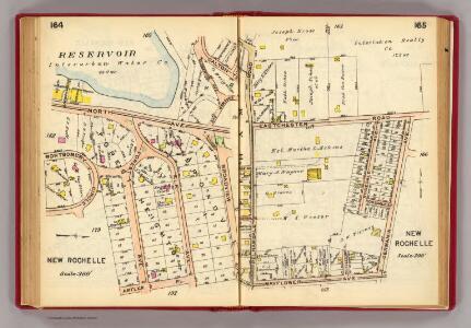 164-165 New Rochelle.