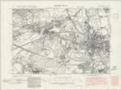Kent IX.NW - OS Six-Inch Map