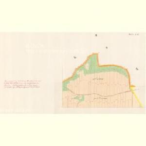 Zalin - c9114-1-002 - Kaiserpflichtexemplar der Landkarten des stabilen Katasters