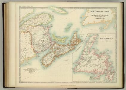 Eastern Canada.