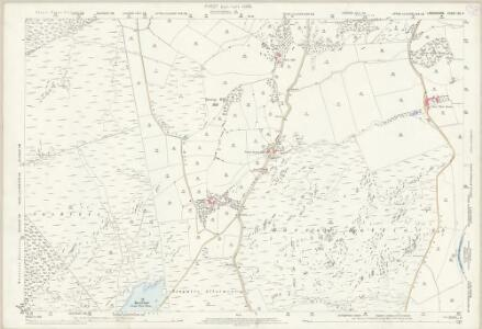 Lancashire XII.4 (includes: Cartmel Fell; Staveley; Upper Allithwaite) - 25 Inch Map