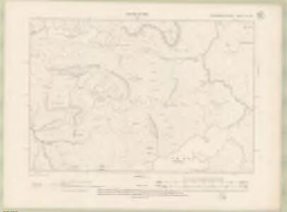 Kirkcudbrightshire Sheet XVI.SE - OS 6 Inch map