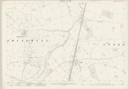 Cheshire XIII.14 (includes: Barnston; Birkenhead St Mary; Storeton) - 25 Inch Map