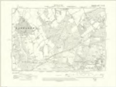 Berkshire XLIV.NE - OS Six-Inch Map