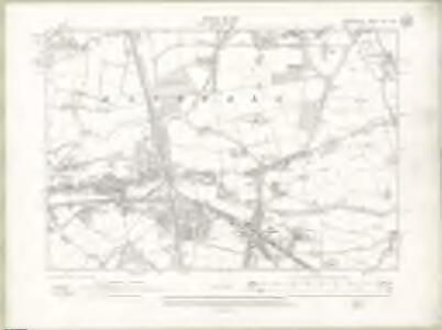 Lanarkshire Sheet XII.NW - OS 6 Inch map