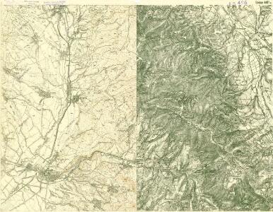 III. vojenské mapování 4461/4