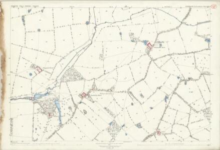 Shropshire XLIV.8 (includes: Boscobel; Donington; Tong) - 25 Inch Map