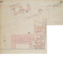 Insurance Plan of Campbeltown: sheet 10-1