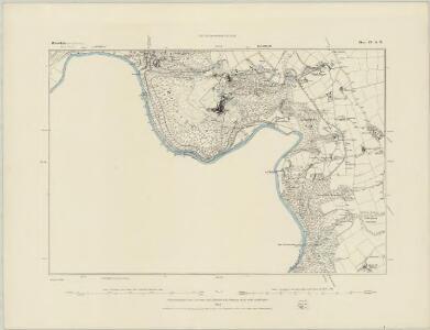 Devonshire CIV.NE - OS Six-Inch Map