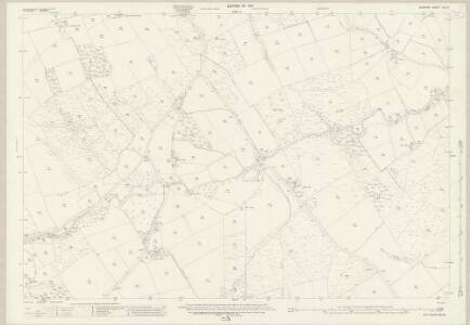 Durham XLI.2 (includes: Hamsterley; South Bedburn) - 25 Inch Map