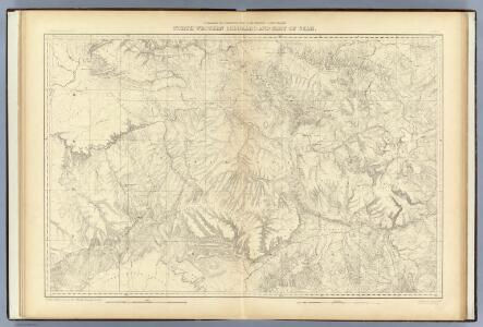North-western Colorado and part of Utah.