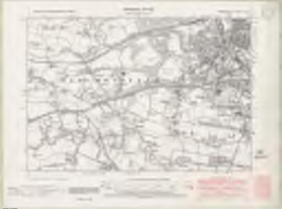Lanarkshire Sheet VII.SE - OS 6 Inch map