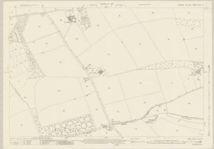 Yorkshire CXLIV.13 (includes: Garton; Sledmere) - 25 Inch Map
