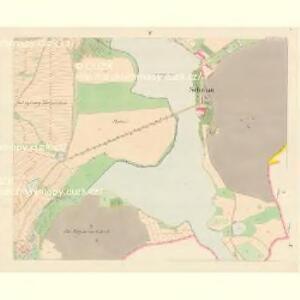 Schinkau (Žinkow) - c9444-1-005 - Kaiserpflichtexemplar der Landkarten des stabilen Katasters