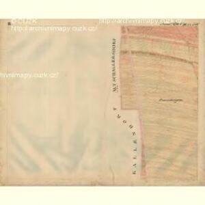 Urbau - m3488-1-003 - Kaiserpflichtexemplar der Landkarten des stabilen Katasters