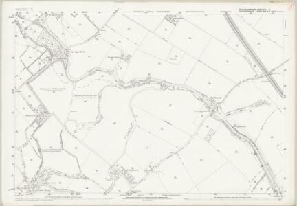 Buckinghamshire XXIX.16 (includes: Marsworth; Tring Rural; Tring Urban) - 25 Inch Map