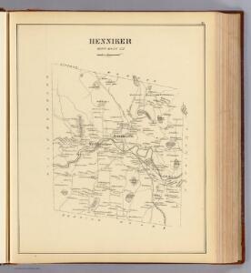 Henniker, Merrimack Co.