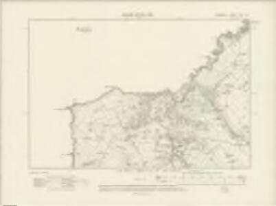 Cornwall XLVII.SE - OS Six-Inch Map