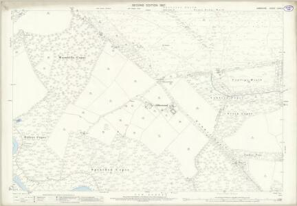 Hampshire and Isle of Wight LXXXI.2 (includes: Beaulieu; Denny Lodge; Exbury) - 25 Inch Map