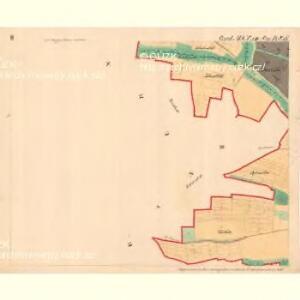 Nespitz - m1752-1-002 - Kaiserpflichtexemplar der Landkarten des stabilen Katasters