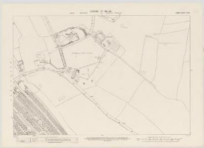 London VI.25 - OS London Town Plan