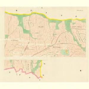 Hracholusk - c2326-1-002 - Kaiserpflichtexemplar der Landkarten des stabilen Katasters