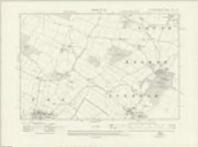 Nottinghamshire XXX.SW - OS Six-Inch Map