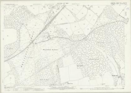Hampshire and Isle of Wight XLIV.16 & XLV.13 (includes: Bramshott; Fernhurst; Iping; Linch; Linchmere; Stedham; Trotton) - 25 Inch Map